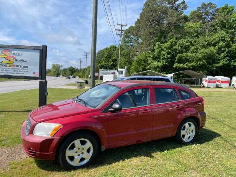 2009 Dodge Caliber for sale at Street Source Auto LLC in Hickory NC