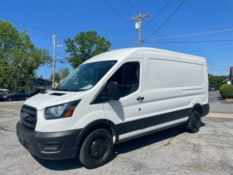 2020 Ford Transit Cargo for sale at RC Auto Brokers, LLC in Marietta GA