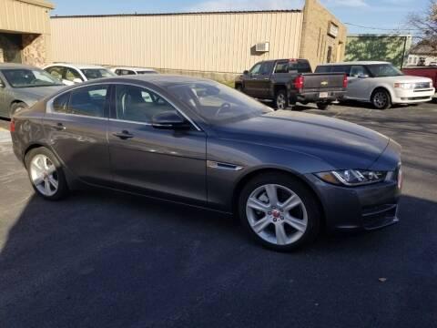 2019 Jaguar XE for sale at KOSISKI AUTO SALES in Omaha NE