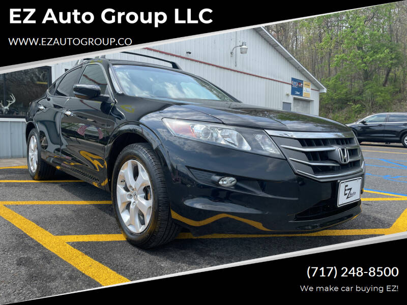 2012 Honda Crosstour for sale at EZ Auto Group LLC in Lewistown PA