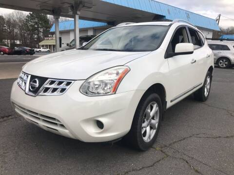 2011 Nissan Rogue for sale at Auto Smart Charlotte in Charlotte NC