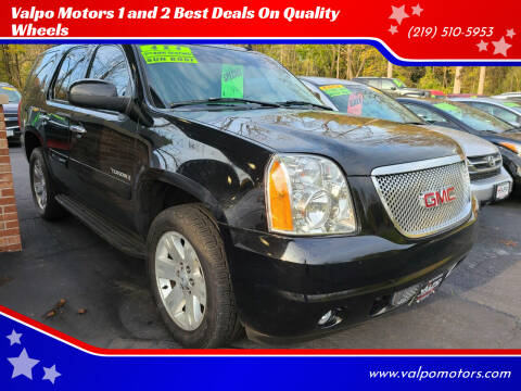 2007 GMC Yukon for sale at Valpo Motors 1 and 2  Best Deals On Quality Wheels in Valparaiso IN
