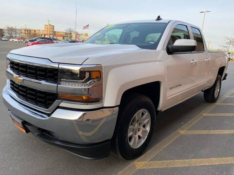 2019 Chevrolet Silverado 1500 LD for sale at Somerville Motors in Somerville MA