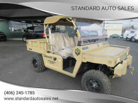 2020 Massimo Warrior 800 for sale at Standard Auto Sales in Billings MT