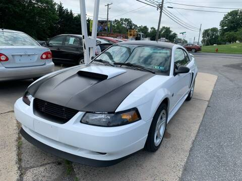 2002 Ford Mustang for sale at Sam's Auto in Akron PA
