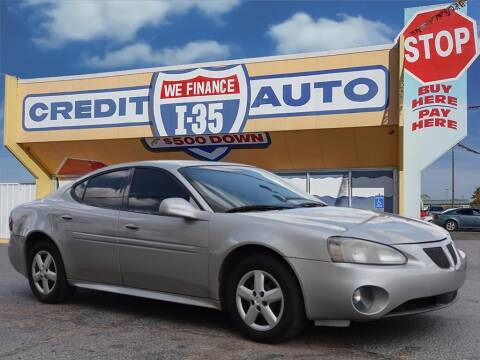 2007 Pontiac Grand Prix for sale at Buy Here Pay Here Lawton.com in Lawton OK