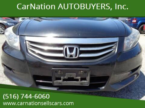 2012 Honda Accord for sale at CarNation AUTOBUYERS, Inc. in Rockville Centre NY