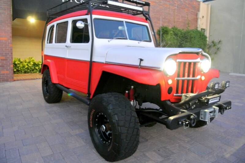 1954 Willys Jeep for sale in Costa Mesa, CA