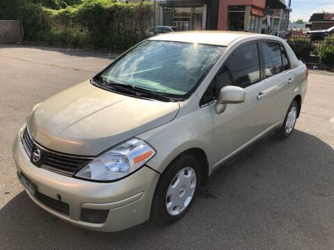 2007 Nissan Versa for sale at MAGIC AUTO SALES in Little Ferry NJ