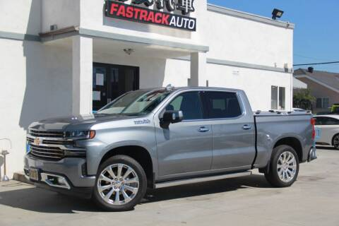 2019 Chevrolet Silverado 1500 for sale at Fastrack Auto Inc in Rosemead CA