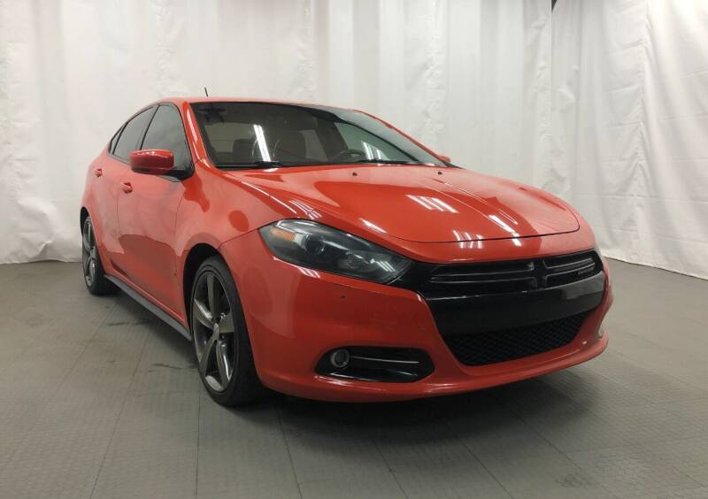 2015 Dodge Dart for sale at Direct Auto Sales in Philadelphia PA