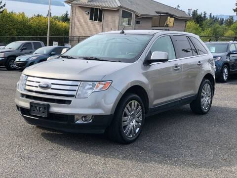 2008 Ford Edge for sale at KARMA AUTO SALES in Federal Way WA