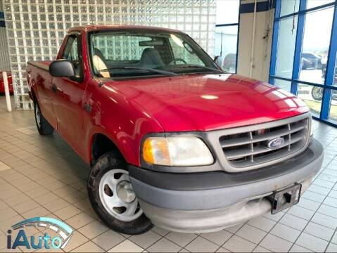 2003 Ford F-150 for sale at iAuto in Cincinnati OH