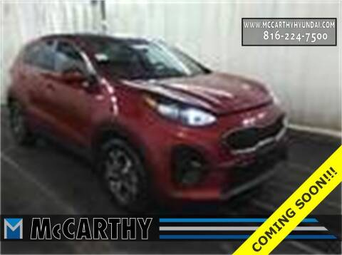 2020 Kia Sportage for sale at Mr. KC Cars - McCarthy Hyundai in Blue Springs MO