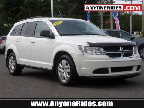 2018 Dodge Journey for sale at ANYONERIDES.COM in Kingsville MD