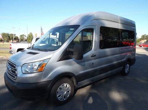 2019 Ford Transit Passenger for sale at Cars R Us in Chanute KS