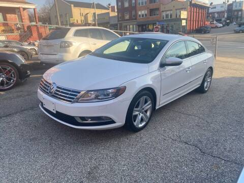 2014 Volkswagen CC for sale at MG Auto Sales in Pittsburgh PA