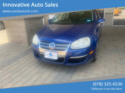 2009 Volkswagen Jetta for sale at Innovative Auto Sales in North Hampton NH