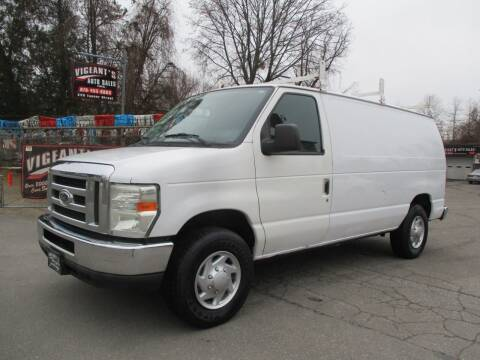 2009 Ford E-Series Cargo for sale at Vigeants Auto Sales Inc in Lowell MA