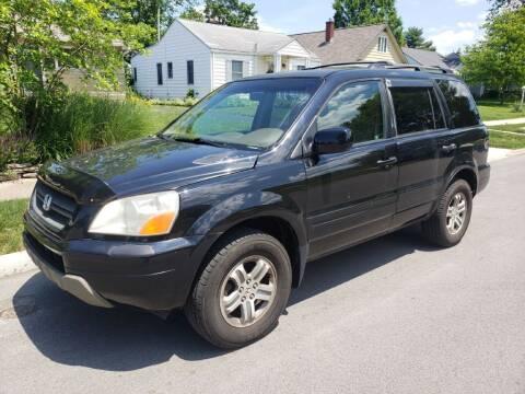 2005 Honda Pilot for sale at REM Motors in Columbus OH