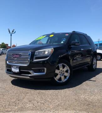 2013 GMC Acadia for sale at LUGO AUTO GROUP in Sacramento CA