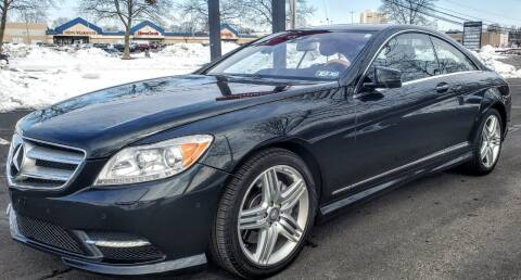 2014 Mercedes-Benz CL-Class for sale at PA Auto World in Levittown PA
