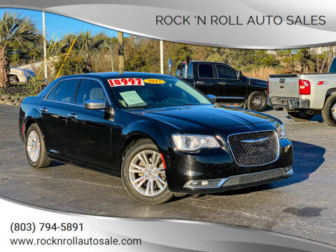 2017 Chrysler 300 for sale at Rock 'n Roll Auto Sales in West Columbia SC