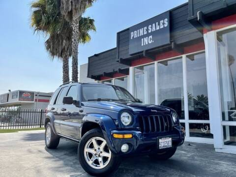 2003 Jeep Liberty for sale at Prime Sales in Huntington Beach CA