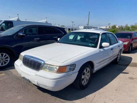 2001 Mercury Grand Marquis for sale at Jeffrey's Auto World Llc in Rockledge PA