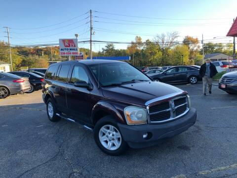 2004 Dodge Durango for sale at KB Auto Mall LLC in Akron OH