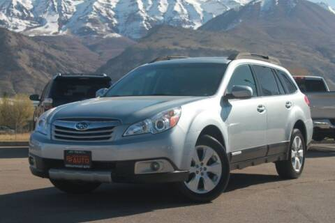 2012 Subaru Outback for sale at REVOLUTIONARY AUTO in Lindon UT