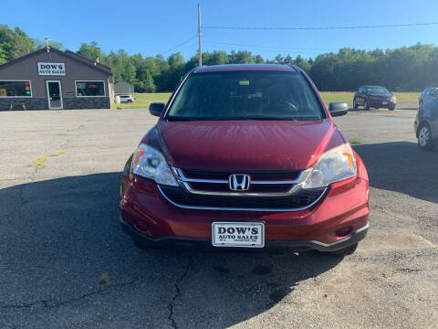 2011 Honda CR-V for sale at DOW'S AUTO SALES in Palmyra ME