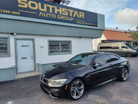 2015 BMW M4 for sale at Southstar Auto Group in West Park FL