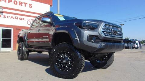 2018 Toyota Tacoma for sale at Tennessee Imports Inc in Nashville TN