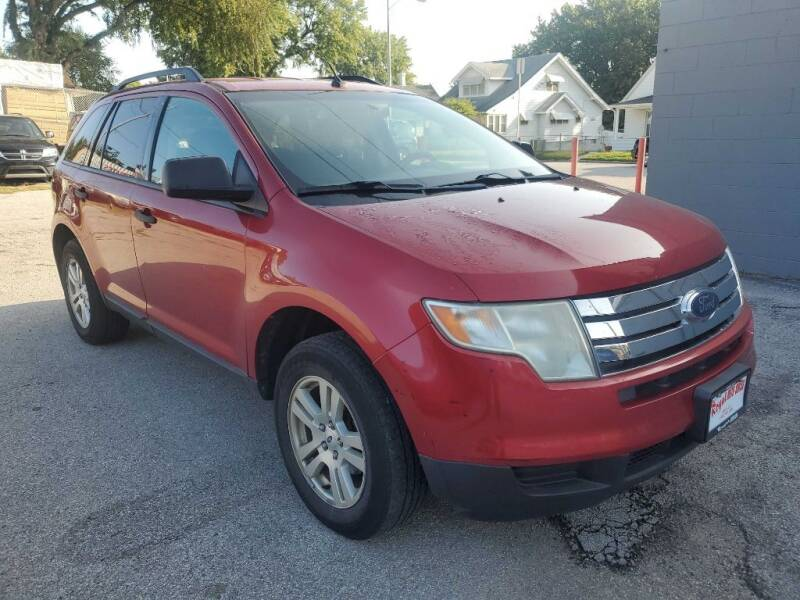 2008 Ford Edge for sale at ROYAL AUTO SALES INC in Omaha NE