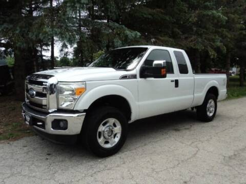 2011 Ford F-250 Super Duty for sale at HUSHER CAR COMPANY in Caledonia WI