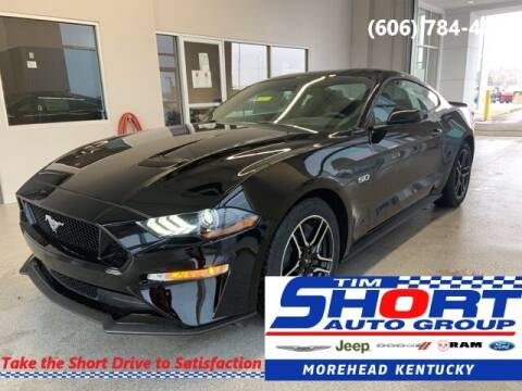 2021 Ford Mustang for sale at Tim Short Chrysler in Morehead KY