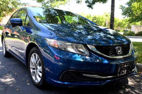2014 Honda Civic for sale at Wheel Deal Auto Sales LLC in Norfolk VA