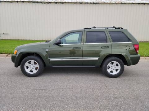 2007 Jeep Grand Cherokee for sale at TNK Autos in Inman KS