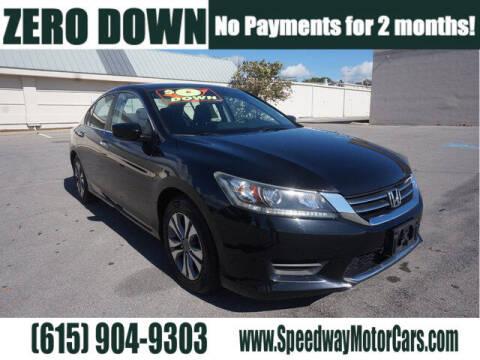 2014 Honda Accord for sale at Speedway Motors in Murfreesboro TN
