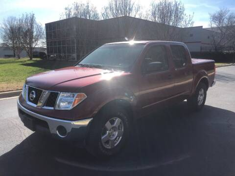 2007 Nissan Frontier for sale at A&M Enterprises in Concord NC