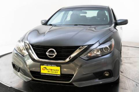 2018 Nissan Altima for sale at AUTOMAXX MAIN in Orem UT