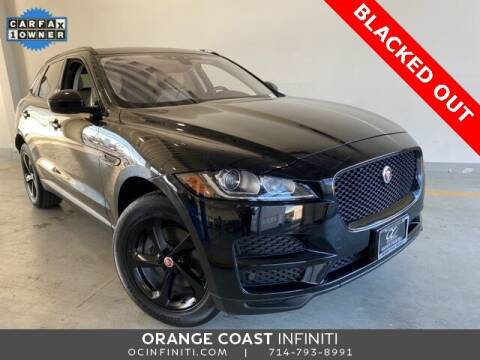 2017 Jaguar F-PACE for sale at ORANGE COAST CARS in Westminster CA