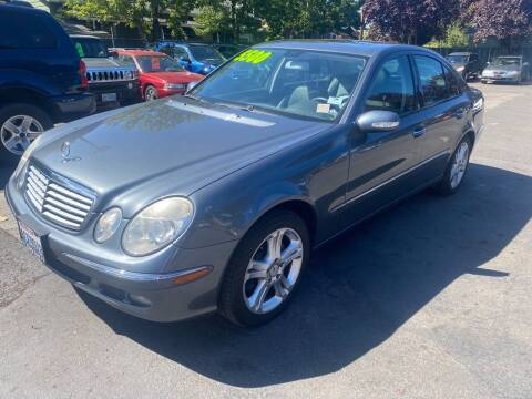 2006 Mercedes-Benz E-Class for sale at Blue Line Auto Group in Portland OR