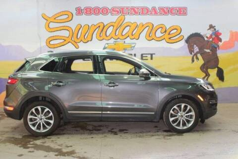 2017 Lincoln MKC for sale at Sundance Chevrolet in Grand Ledge MI