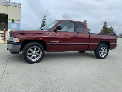2000 Dodge Ram Pickup 1500 for sale at Car Hero LLC in Santa Clara CA