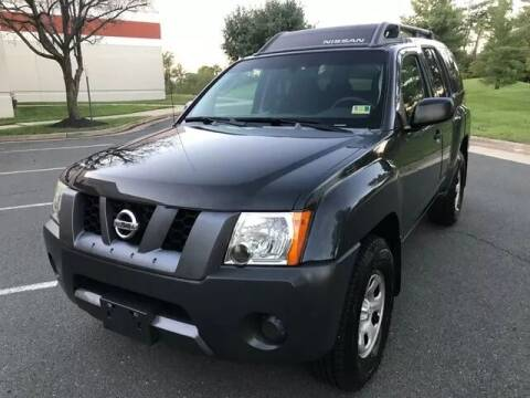 2007 Nissan Xterra for sale at SEIZED LUXURY VEHICLES LLC in Sterling VA