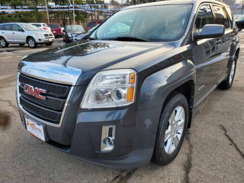 2011 GMC Terrain for sale at Extreme Auto Sales LLC. in Wautoma WI