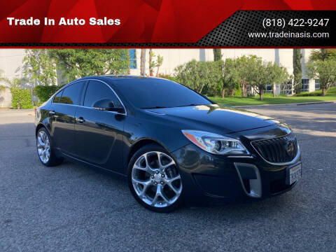 2014 Buick Regal for sale at Trade In Auto Sales in Van Nuys CA