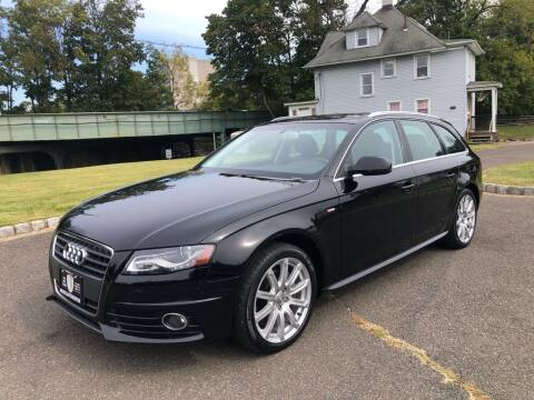 2012 Audi A4 for sale at Mula Auto Group in Somerville NJ